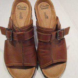 Clarks Leisa Gianna Slide Sandal Size 8M